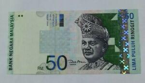 2001-MALAYSIA-RM50-Last-Prefix-SY-P-43d-aUNC