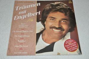 Traeumen-mit-Engelbert-Ariola-1986-Album-Vinyl-Schallplatte-LP