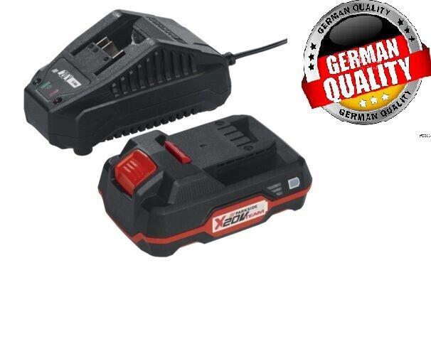 batterie 20 V+ chargeur  PARKSIDE pour les  appareils de la série X 20 V TEAM