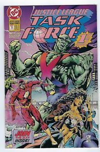 Justice-League-Task-Force-1-Jun-1993-DC-Comics-NM