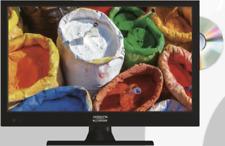 Télévision TV HD LED DVD 39,6 CM pour camping car 12v / 220v