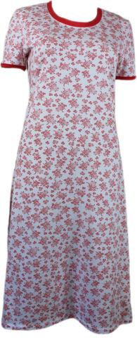 Damen Pleas Schiesser Nachthemd Sleepshirt kurzarm N572 Größe 38//S
