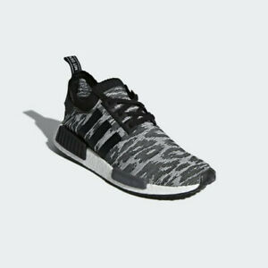 Details about NEW Adidas NMD R1 Primeknit CQ2444 Men's Original Grey Running Shoes
