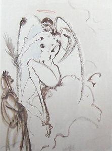 Salvador-Dali-The-Divine-Comedy-Paradise-31-Woodblock-Art-Print-Make-Offer