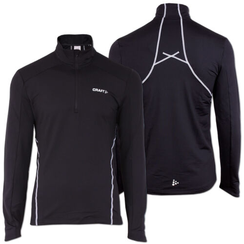 Craft Herren Lightweight Stretchpullover Stretch Fleece Pullover Funktionsshirt Fitness & Jogging