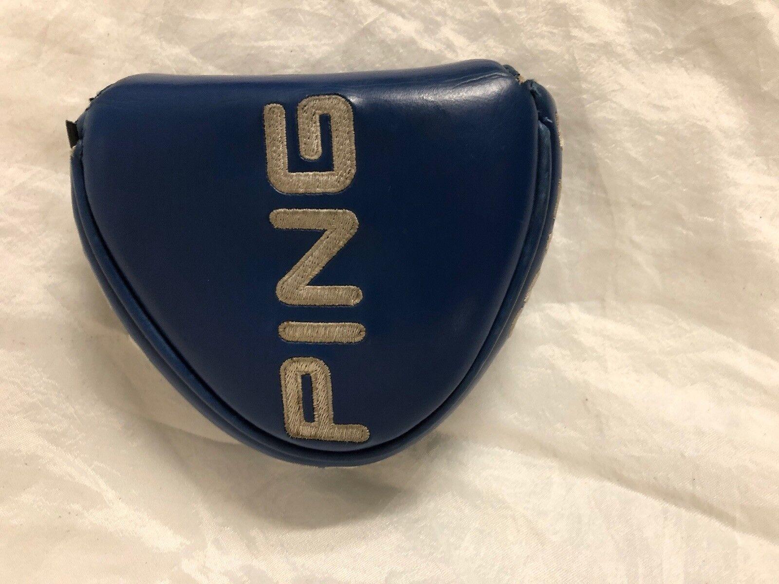 Ping G2i Craz-E Mallet Putter Cover Headcover (J)
