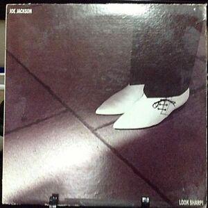 JOE-JACKSON-Look-Sharp-Album-Released-1979-Vinyl-Record-Collection-US-pressed