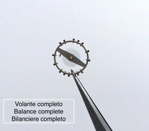 Asse Bilanciere Landeron  balance shaft