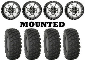 Kit-4-System-3-XTR370-Tires-28x10-14-on-Frontline-556-Machined-Wheels-CAN
