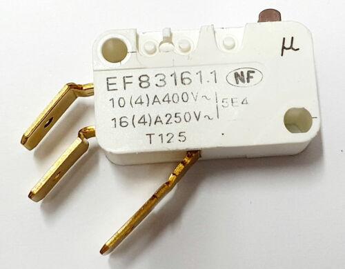 DeLonghi Mikro Schalter Crouzet EF83161.1 Nf Tür Ofen Mikrowelle MW400