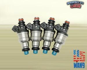 42lb 440CC INJECTORS rx7 Civic Integra ACURA D B F H K SERIES ENGINES ZC VTEC