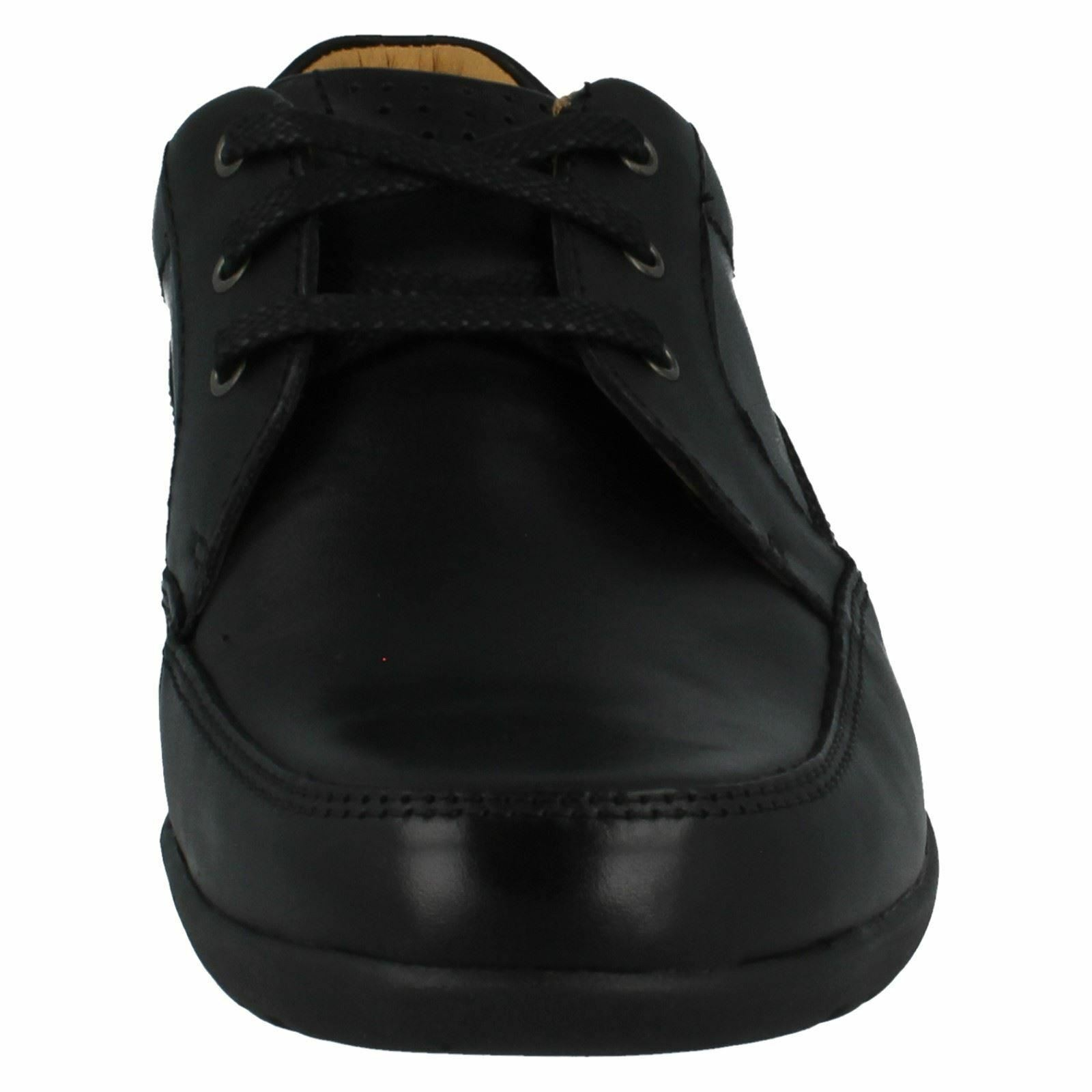 Uomo Clarks Lace Up Fitting Casual Schuhe H Width Fitting Up Recline Out 457f57