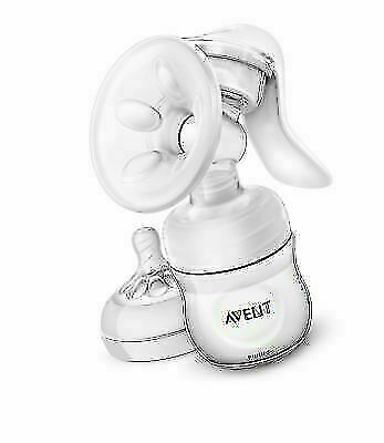 Philips Avent Manual Breast Pump With Bottle Cf330 30 For Sale