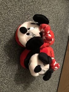Fille Kidso Chaussons Minnie Mouse Rouge