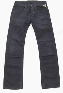 Replay-Herren-Jeans-W33-L36-Modell-MV-922A-34-36-Zustand-Sehr-Gut