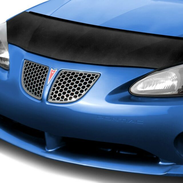 For Acura RSX 2002-2006 LeBra Custom Black Hood Protector