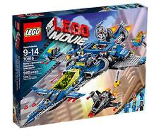 LEGO Movie 70816 Benny's Nave Spaziale bnsib RARA e in ottime condizioni