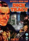 Dick Tracy Collection - 4 Disc Set (2009 DVD New)
