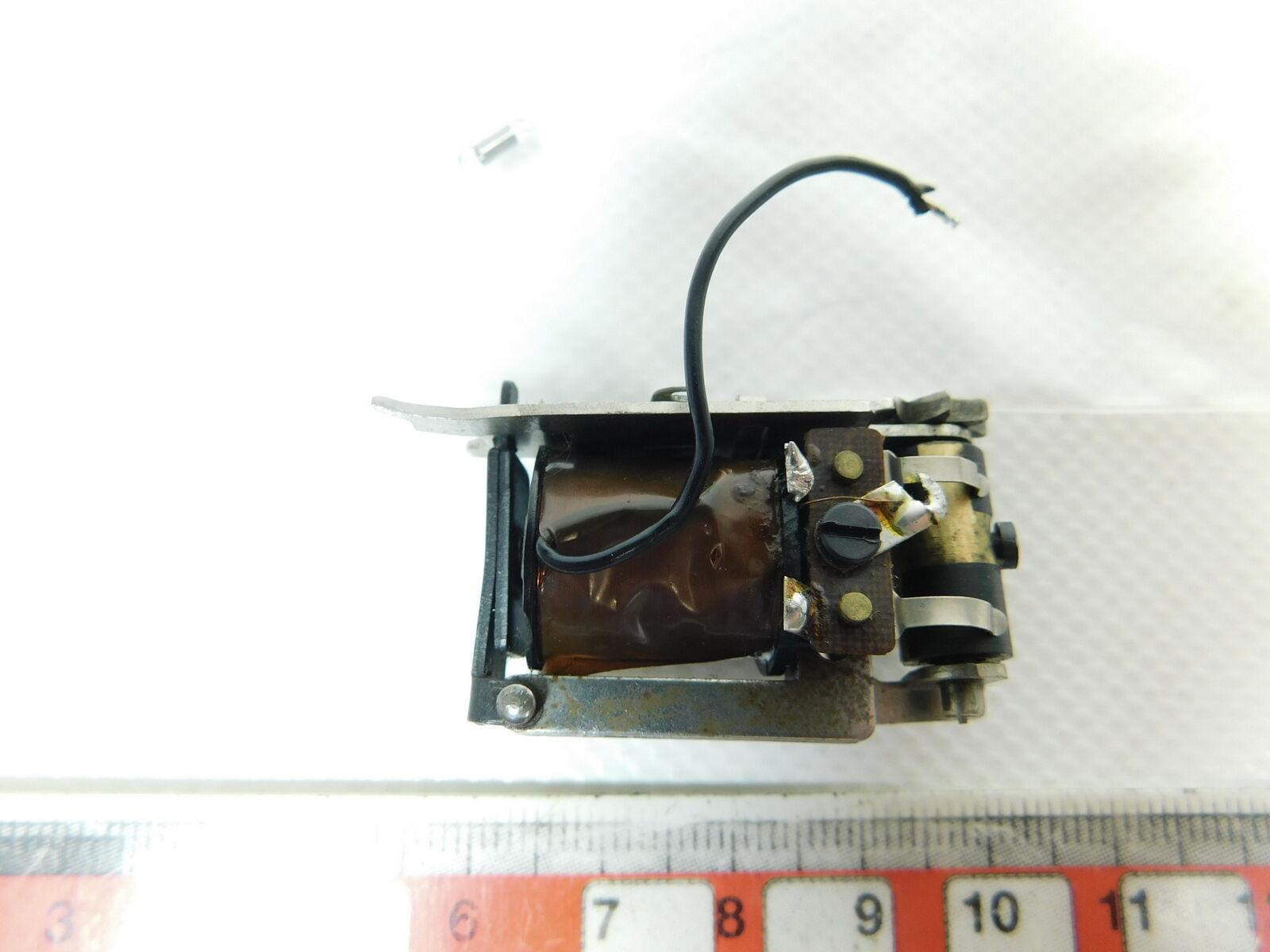 Bg326-0, 5  Märklin H0 00   Ac Switch for Old 800 'S Locos   Steam Locomotives