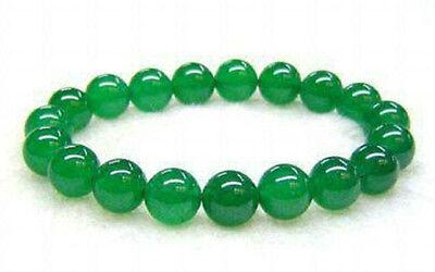 Beautiful China jade Chinese natural jade beads bracelet