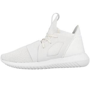 Schuhe White donna Sneaker Bb5116 Runner Laufschuhe Adidas Moc Tubular Defiant qHBxH4a