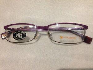 Hugo-Boss-Orange-Single-Vision-Glasses-BO-0073-Purple-RRP-125