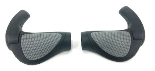 Ergon GP2-L Ergonomic GripShift Handlebar Grips w Bar Ends Large//XL