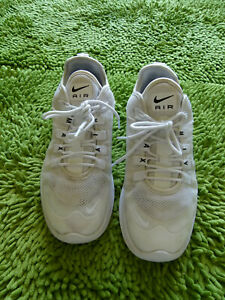Details about Nike Air Max AA2168 100 Axis Women's White Running Sneakers Shoes Size 7