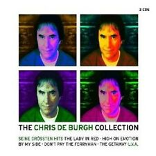 "CHRIS DE BURGH ""THE CHRIS DE BURGH COLLECTION"" 3 CD NEU"