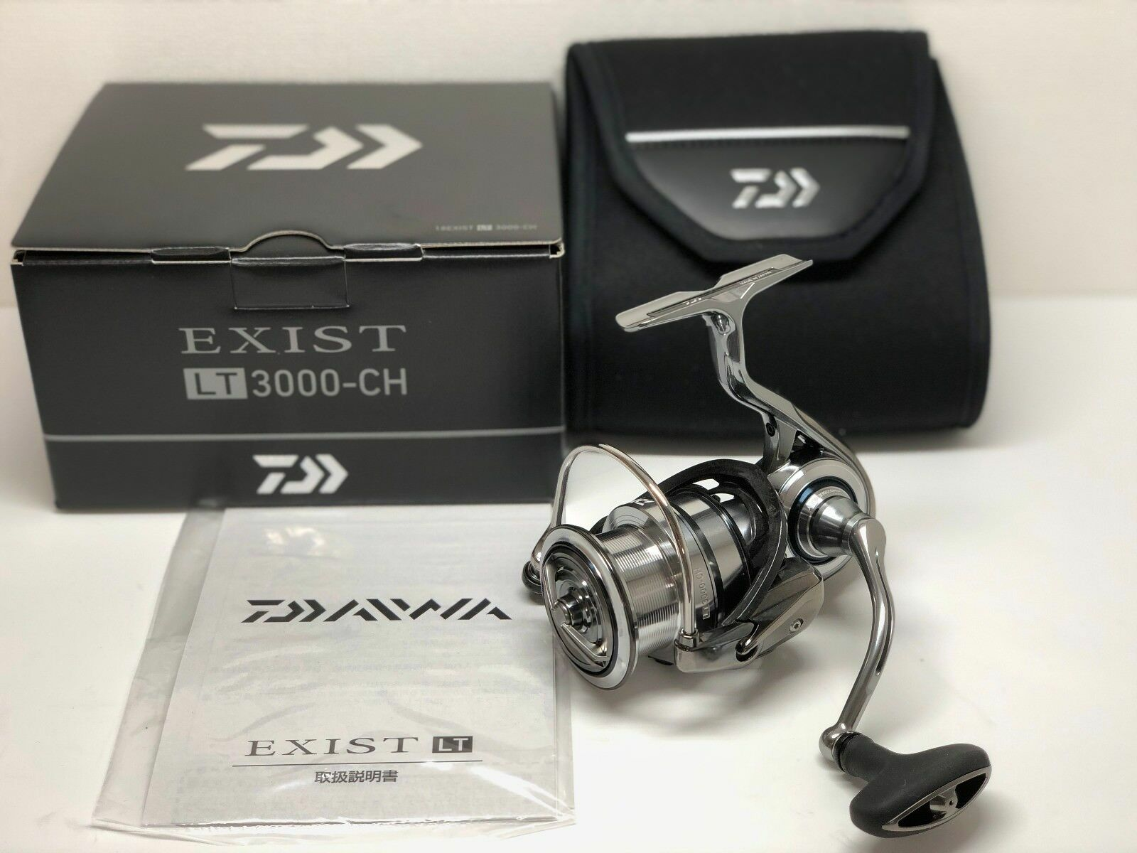 DAIWA 18 EXIST LT3000-CH - from Japan