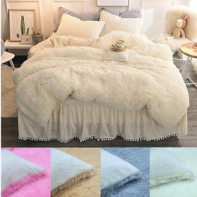 Awe Inspiring Faux Fur Long Pile Throw Blanket Soft Warm Shaggy Cover Teddy Bear Bed Sofa Uk Ebay Pdpeps Interior Chair Design Pdpepsorg