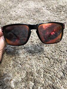 Oakley Holbrook Sunglasses OO9102-14 Matte Black W ...