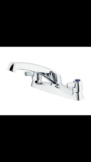 Armitage Shanks Ideal  Standard Sandringham 21 Kitchen Sink Mixer Tap B9874AA