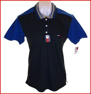 58dcfdb4b674a Bnwt Authentic Men s Tommy Jeans Hilfiger Polo Shirt Small Medium ...