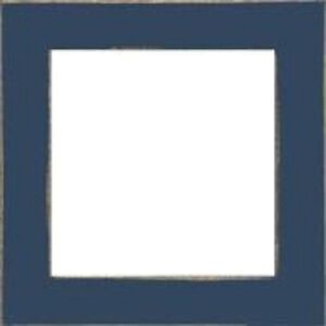 Mill-Hill-Matte-Blue-Solid-Wood-Hand-Painted-Frame-6-034-x-6-034-GBFRM2