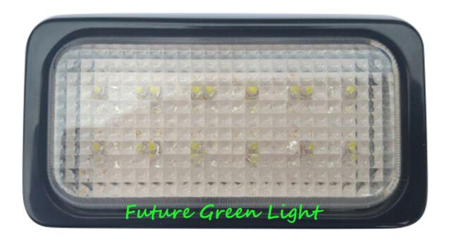 MOTORHOME WHITE 12 LED INTERIOR / EXTERIOR WATERPROOF LIGHT 1.5W 12V or 24V DC