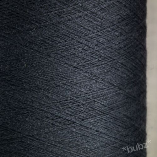 STUNNING AIRFORCE BLUE SUPER FINE 2//60 SILK MERINO COBWEB YARN 250g CONE LACE