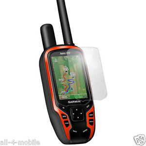 3-x-Clear-screen-protector-for-Garmin-Astro-320-DC40-tracking-GPS-accessory