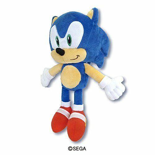 Sk Japan Sonic The Hedgehog Stuffed Plush Doll S Sonic Japanese Original For Sale Online Ebay