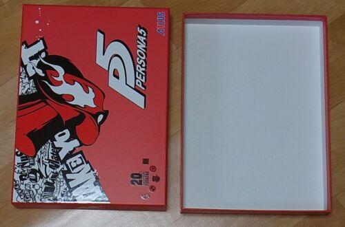 Persona5 Treasure Art Box Persona 5 Box