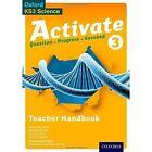 Activate: Teacher Handbook 3 by Simon Broadley, Mark Matthews, Victoria Stutt, Nicky Thomas (Paperback, 2014)