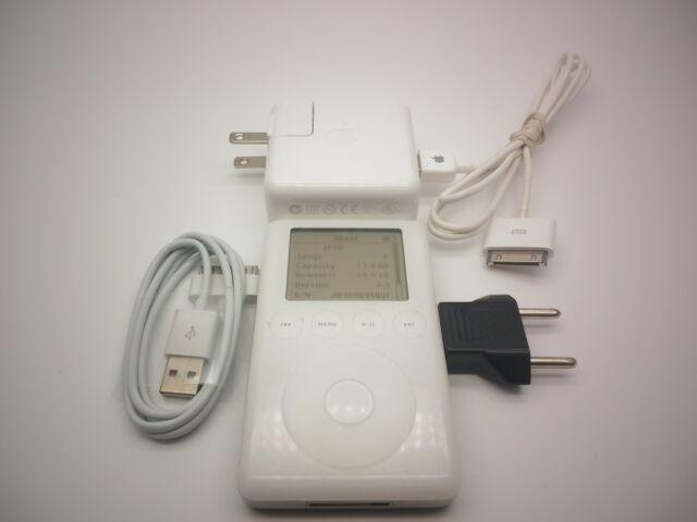 Apple iPod classic 3. Generation Weiß (15GB) FREE/FAST SHIPPING