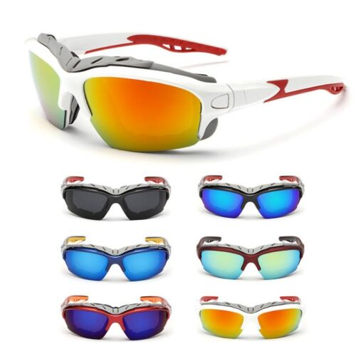 New Mens Outdoor Sport Cycling Bicycle Glasses Goggle Polarizing Sunglasses