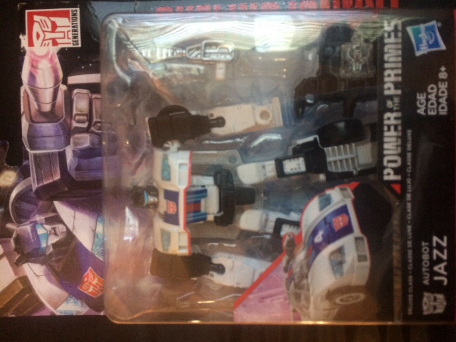 Transformers Transformers Transformers Power Of The Primes Jazz c6cd6a