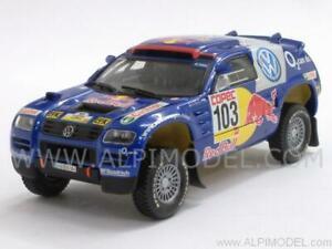 Volkswagen Race Touareg Vainqueur du Rallye Por La Pampa 200 1:43 Minichamps 436055303