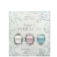 Deborah Lippmann Happily Ever After Nail Polish Gift Set Matteen Finish