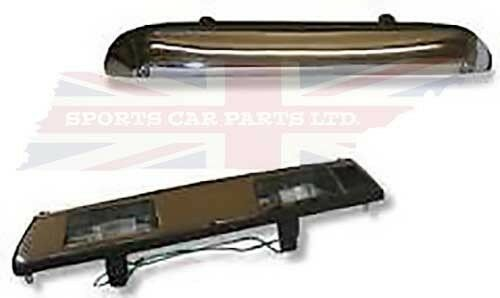 New Rear License Number Plate Lamp TR6 up to 1972  Triumph TR6 1969-1972 Made UK