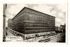 RPPC T. Eaton Co Department Store Canada  Unposted