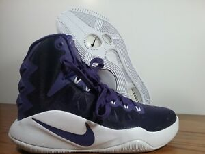 ab7ef7808089 New Nike Hyperdunk 2016 Court Purple White Basketball Women s Sizes ...