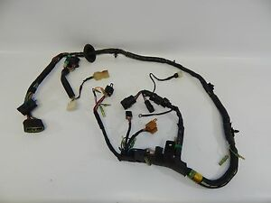 s l300 new oem 1985 1989 isuzu i mark 4xc1 engine ecm wiring harness  at nearapp.co